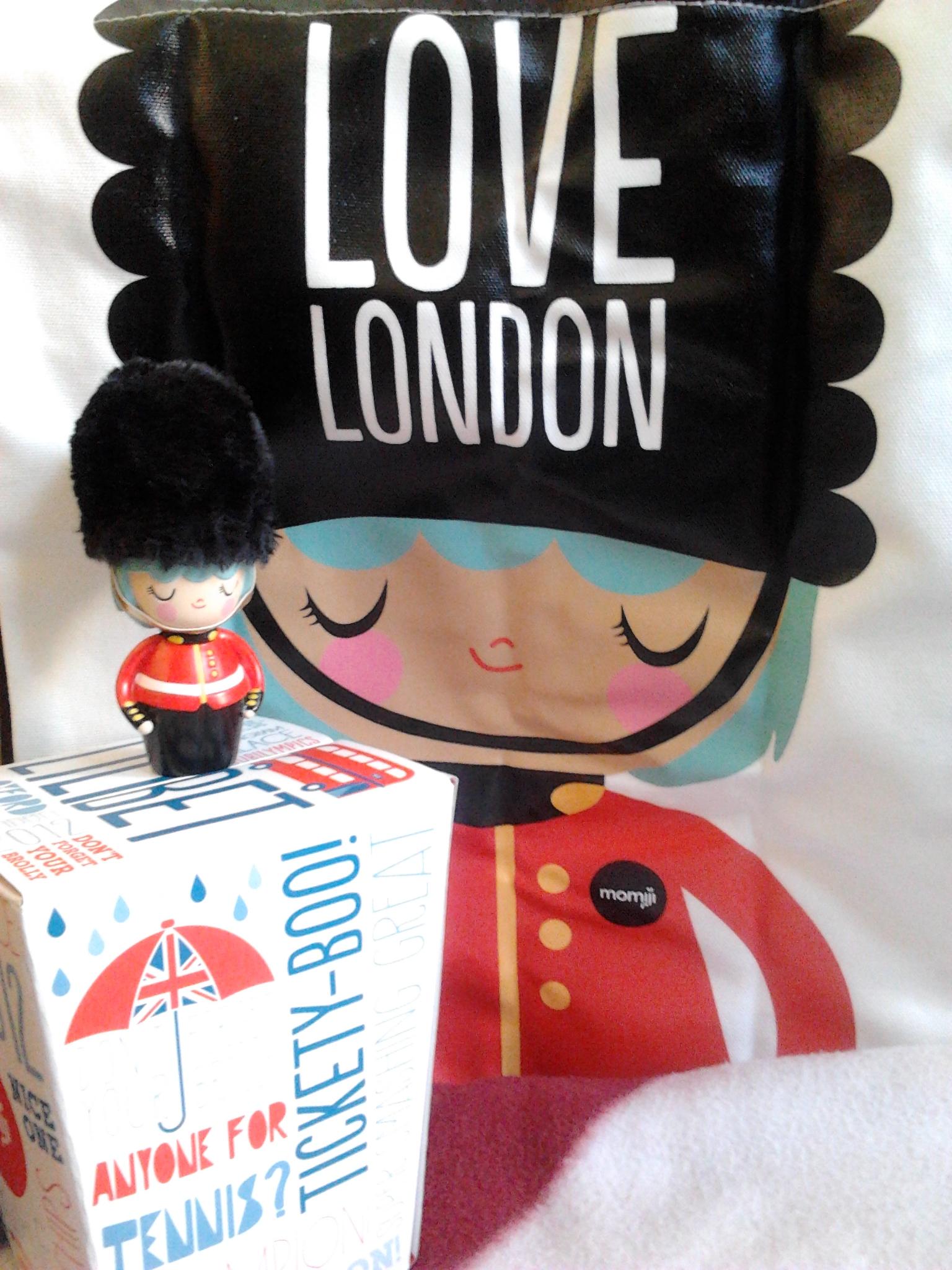 We love London