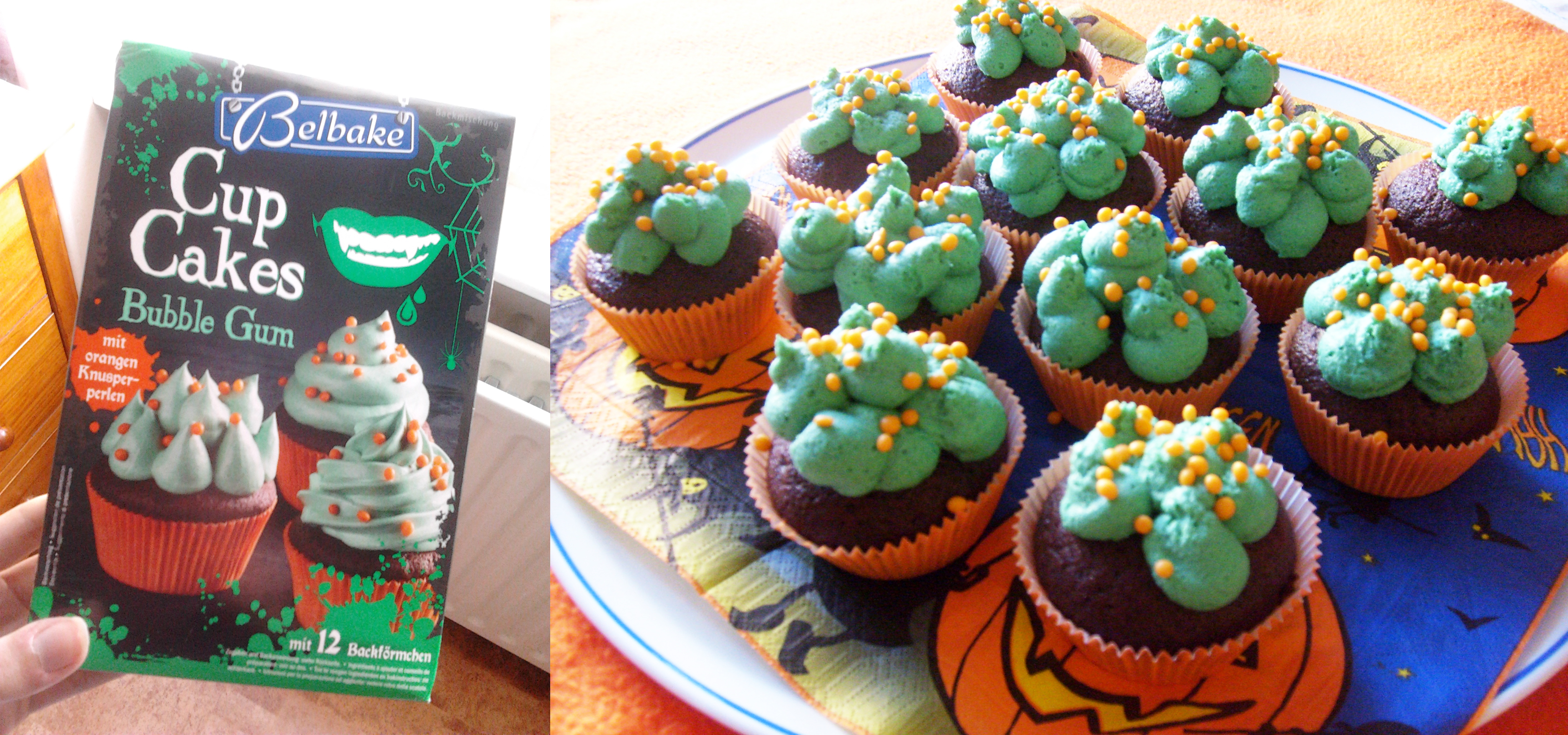 Belbake - Cupcakes