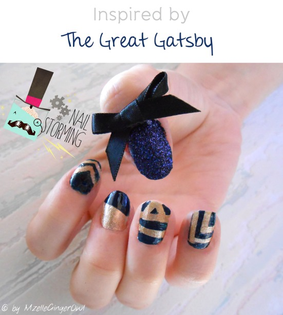 nailstorming festival de cannes : the great gatsby
