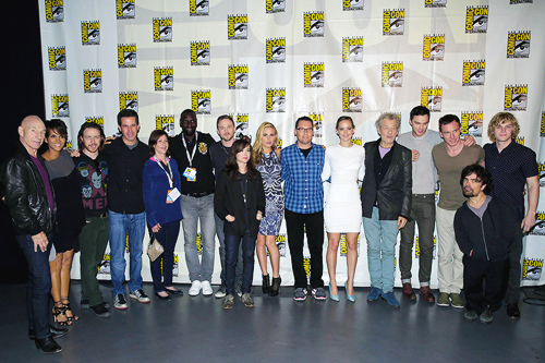 X-Men : days of future past cast