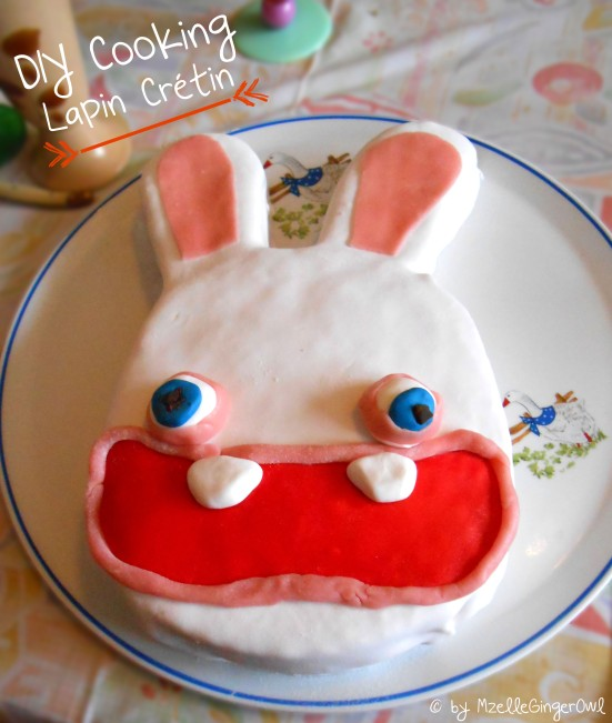 DIY Cooking : Le Lapin Crétin