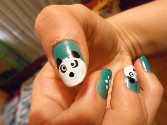 pouce petit panda