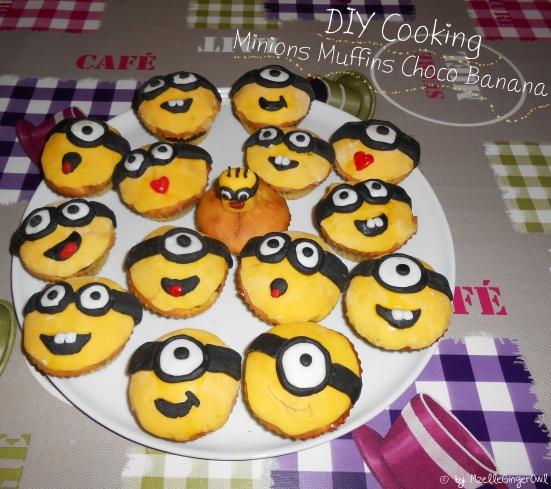 minions muffins