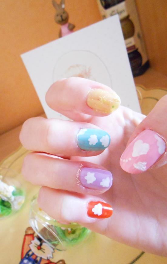 cloud pastel